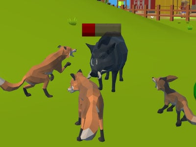Fox Family Simulator online game