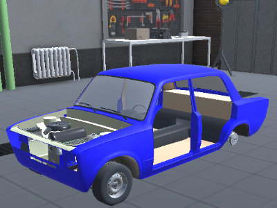 Taz Mechanic Simulator online game