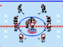 NHL Hockey online hra