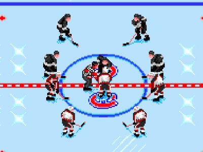 NHL Hockey online game