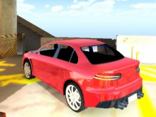 Garage Parking online game