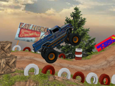 Truck Legends online hra