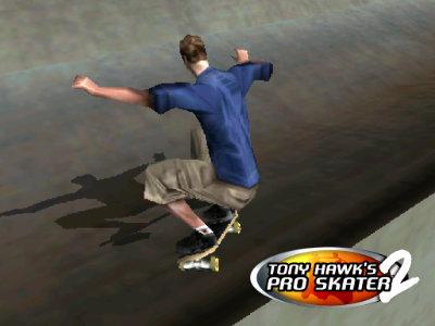 Tony Hawk's Pro Skater 2 N64 – Retro Game | Gameflare com