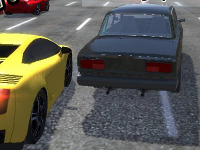 City Car Racer online hra