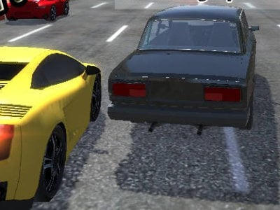 City Car Racer online game