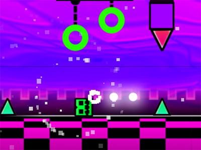 Geometry Neon Dash 3 juego en línea