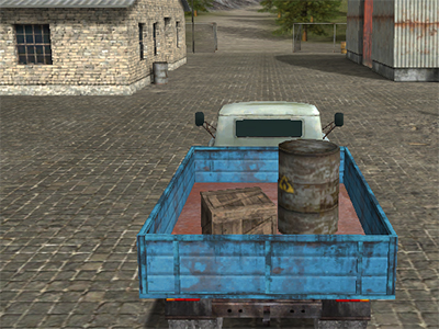 Cargo Drive online game