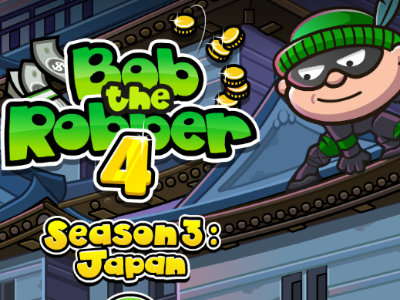 Bob the Robber 4: Japan online game