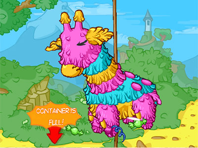 Pinata Hunter 4 online game