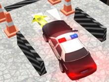 Police Car Parking online hra