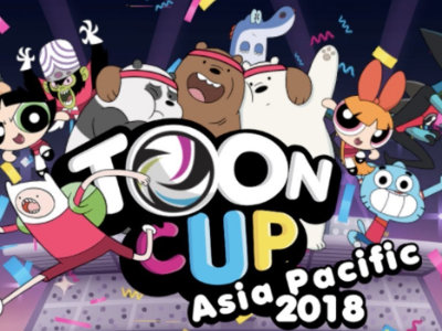 Toon Cup Asia Pacific 2018 online game