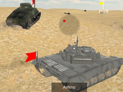 Tanks BattleField online game