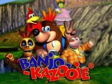 Banjo-Kazooie online game