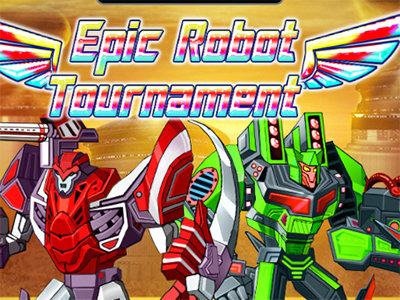 Epic Robot Tournament online hra