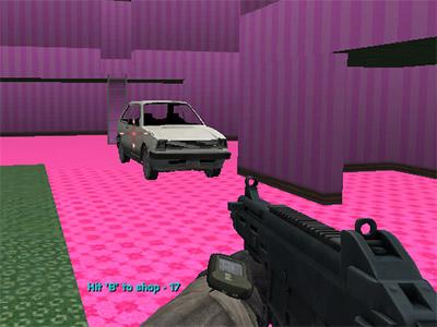 SWAT 3 online hra