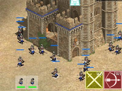 Feudal Wars online hra