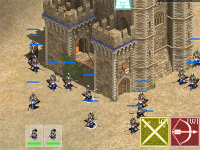 Feudal Wars oнлайн-игра