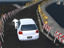 3D Parking Bridge online hra