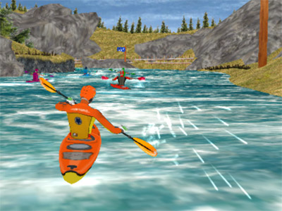 White Water Rush online game