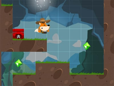 Mr. Journey Fox online game