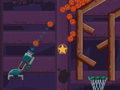 Cannon Basketball 4 online game