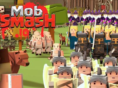 MobSmash.io online hra