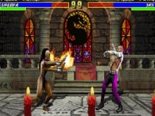 Mortal Kombat 3 online game