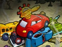 Car Eats Car 6 online game