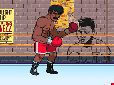 Big Shot Boxing online game