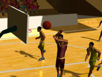 Basketball 2018 online game