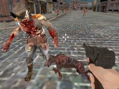 Nazi Zombie Army oнлайн-игра