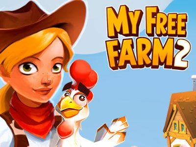 My Free Farm 2 online game