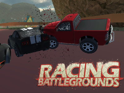 Racing Battlegrounds online game