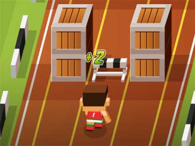 Hurdle Rush online game