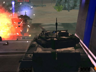 Tank Off online game