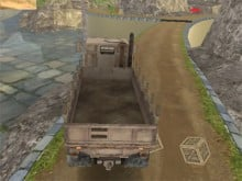 Army Cargo Truck Drive online hra