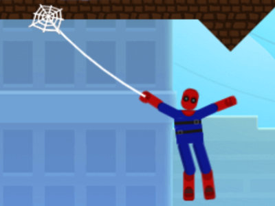 Spidey Swing online hra