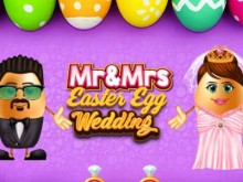 Mr and Mrs Easter Wedding  online game