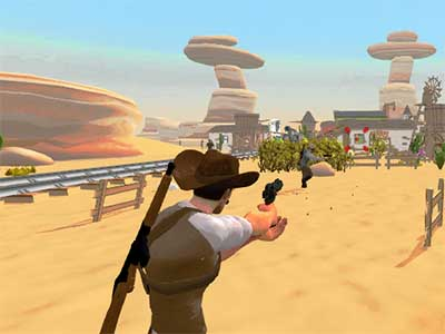 Wild West: Sheriff Rage online game