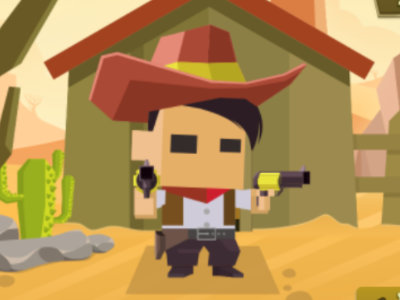 High Noon Hunter online game
