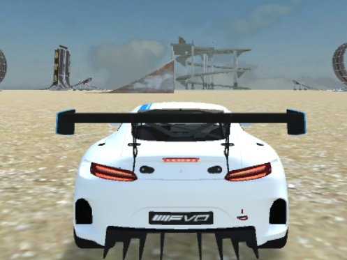 Crazy Stunt Cars 2 online game