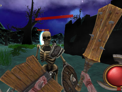 Skeletons Invasion 2 online game