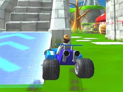 Kart Wars online hra