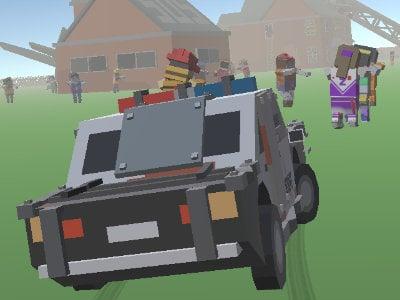 Zombie Farsh online hra