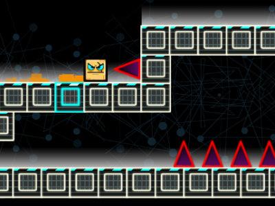 Geo Dash 2 online hra