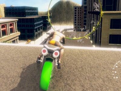 Stunt Mania 3D oнлайн-игра