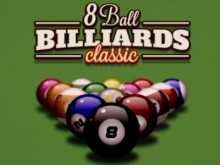 8 Ball Billiards Classic online game