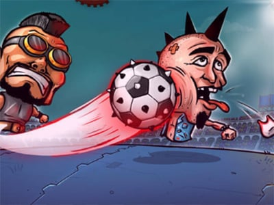 Puppet Football Fighters online game