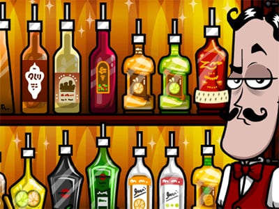 Bartender The Celeb Mix online hra