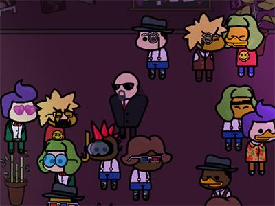 Bouncefloor online hra